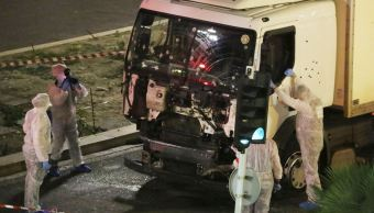 Atentado terrorista, Niza, Fiesta Nacional, francia