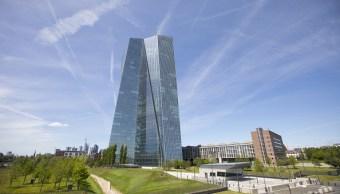 Oficinas de la sede central del BCE en Frankfurt