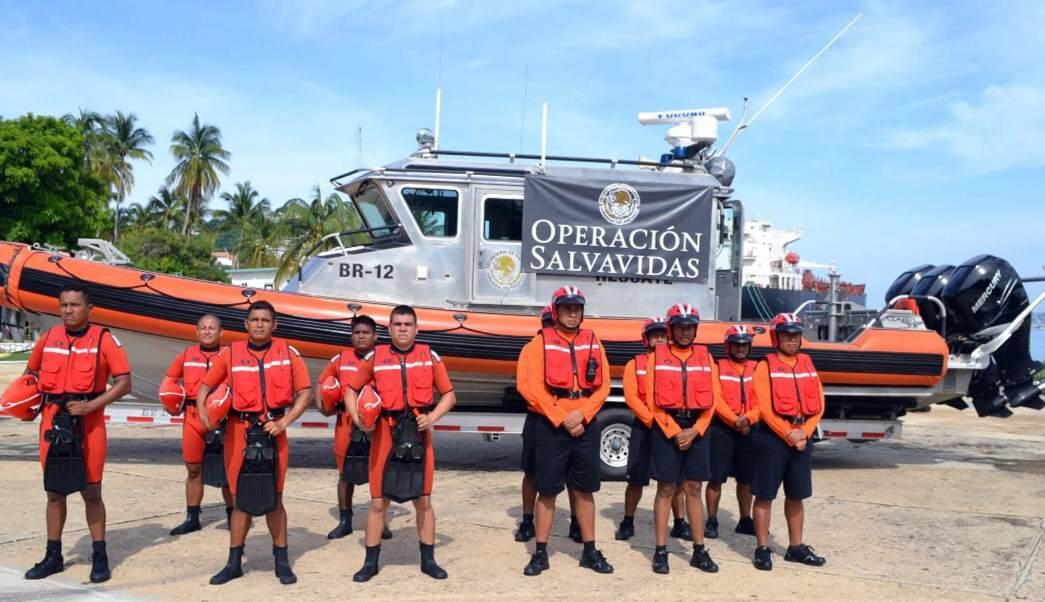 Inicia Operacion Salvavidas Sonora Vacaciones Playas