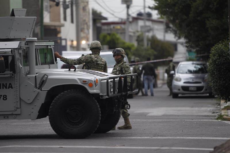 Vinculan proceso siete detenidos en Tláhuac