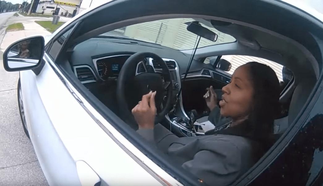fiscal estatal, mujer afroamericana, policía, Orlando