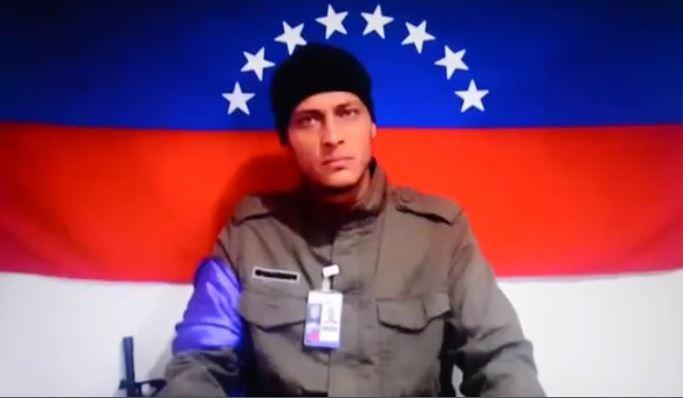 Óscar Pérez, piloto venezolano que atacó sedes del gobierno