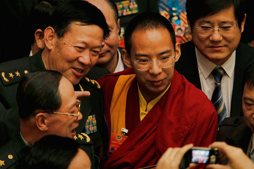 Dalái lama, Panchen lama, China, Tibet