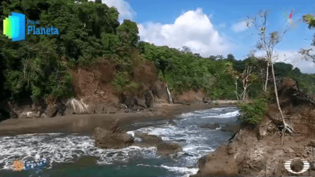 Parque Nacional Corcovado de Costa Rica