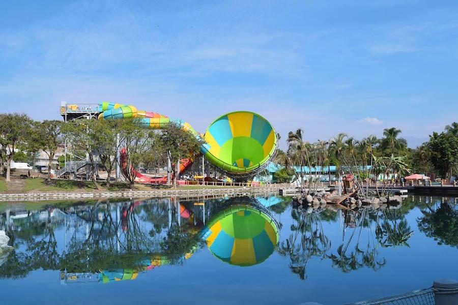 Six Flags Hurricane Harbor, Oaxtepec, Six Flags, vacaciones, balneario