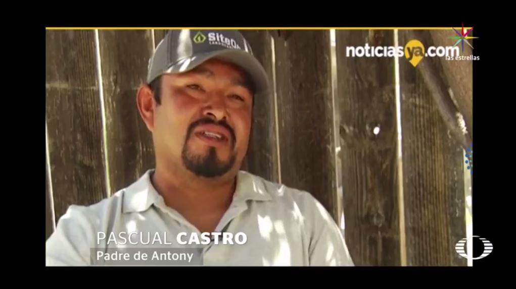 Pascual, Anthony, Antony, GAM, maltrato infantil, California, seguridad, EU