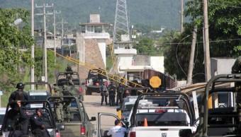 Penal, Acapulco, Guerrero, Las Cruces, Seguridad