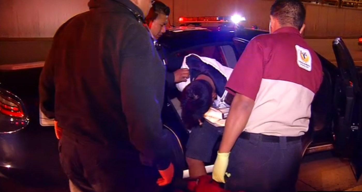 Detienen a varias personas por el robo de un vehiculo