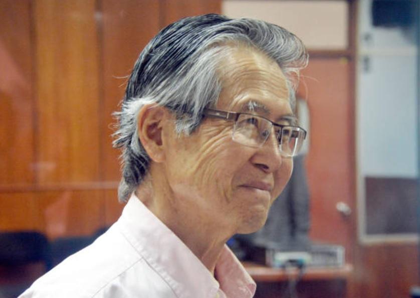 Alberto Fujimori, expresidente de Perú. (Getty Images Archivo)
