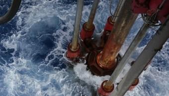 El barril de petróleo se cotizó en 42.90 dólares. (Notimex Archivo)