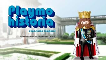 Guía Fin de Semana, Cultura, Entretenimiento, Playmobil, Playmohistoria, Museo del Caracol