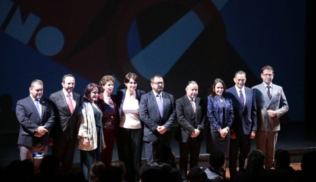 Presentación del XLV Festival Internacional Cervantino. (Twiter Gobierno de Guanajuato)