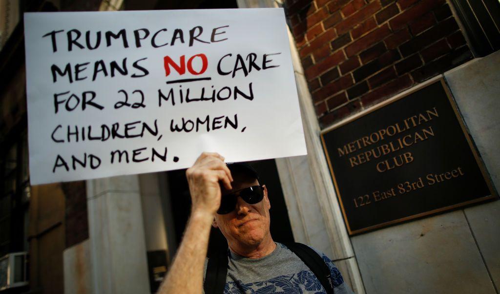 Reforma sanitaria, Trump, republicanos, Senado, Obamacare, seguros,