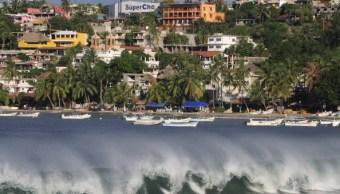 puerto escondido espera la llegada de miles de turistas
