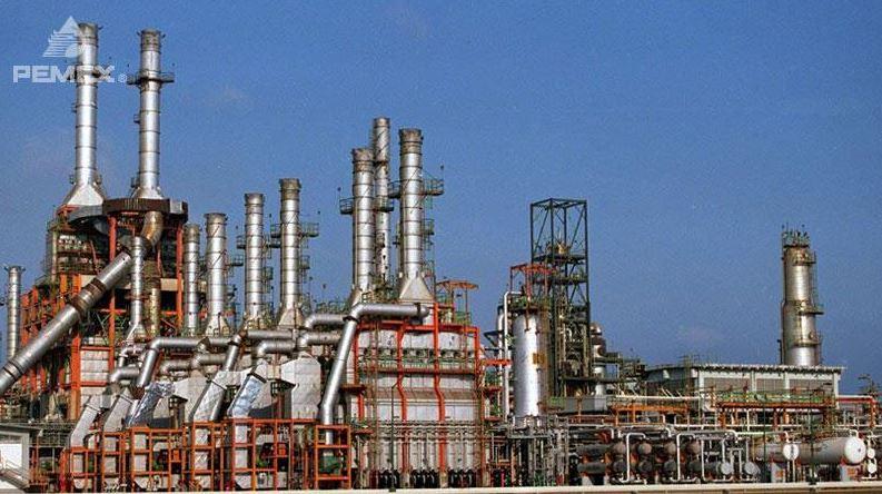 pemex pruebas reabrir refineria salina cruz