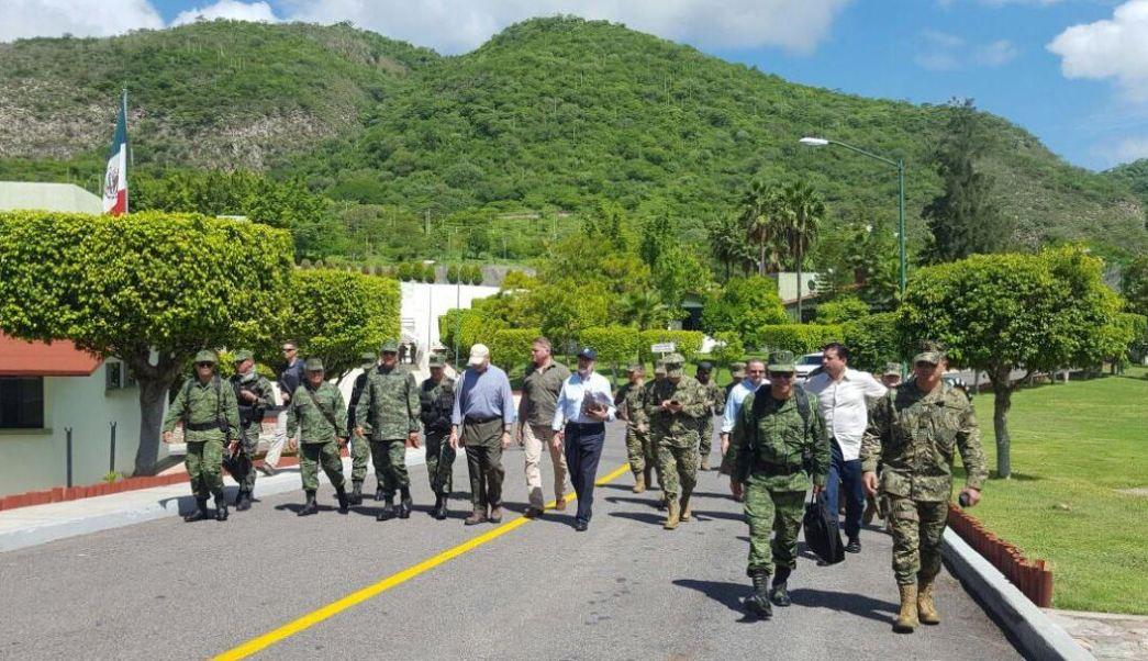 Secretario, Seguridad Interior, Estados Unidos, Titulares, Sedena, Semar, Salvador Cienfuegos