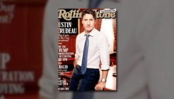 primer ministro canada justin trudeau revista rolling stone