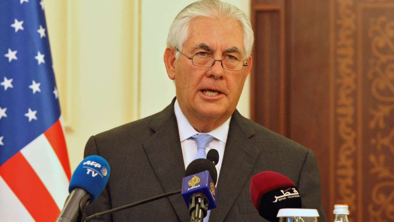 Catar, terrorismo, crisis, países árabes, Rex Tillerson, diplomacia,