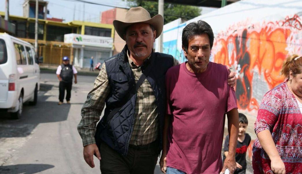 Jefe Delegacional Tlahuac Rigoberto Salgado Vecinos