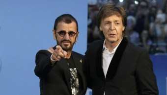 we´re in the road again, give more love, Ringo Starr, Paul McCartney, canción, rock