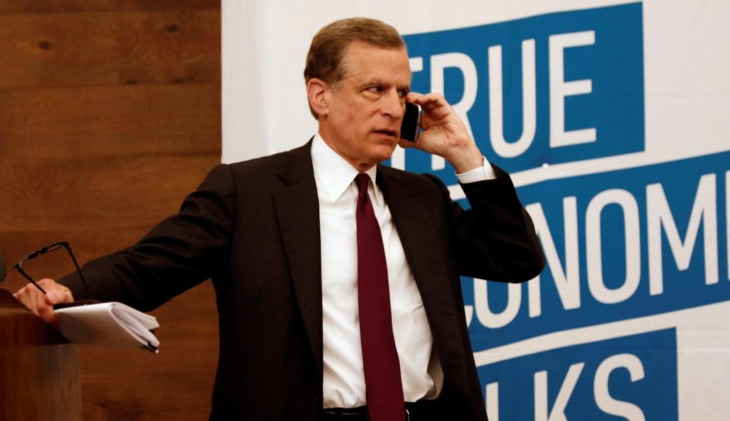 Robert Kaplan, presidente de la Reserva Federal de Dallas