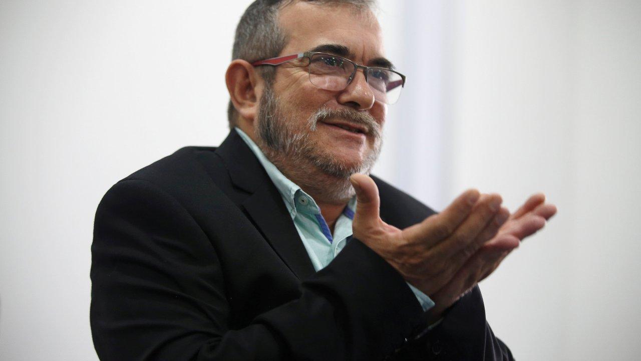 FARC, salud, Timochenko, Paz, Colombia, cerebro,