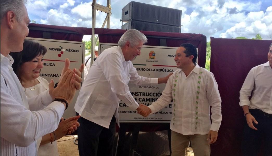 Gerardo Ruiz Esparza, SCT, Secretaría de Comunicaciones y Transportes, Infraestructura