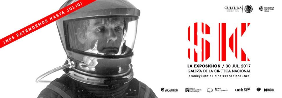 Stanley Kubrick, exposición, Cineteca Nacional, muestra, cine