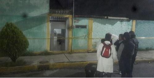 Sacerdote, Los Reyes La Paz, Edomex, Homicidio, Violencia