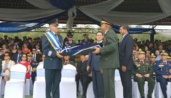 Salvador Cienfuegos, Honduras, Gran Cruz de las Fuerzas Armadas, Honduras