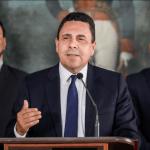 Samuel Moncada, ministro de Relaciones Exteriores de Venezuela