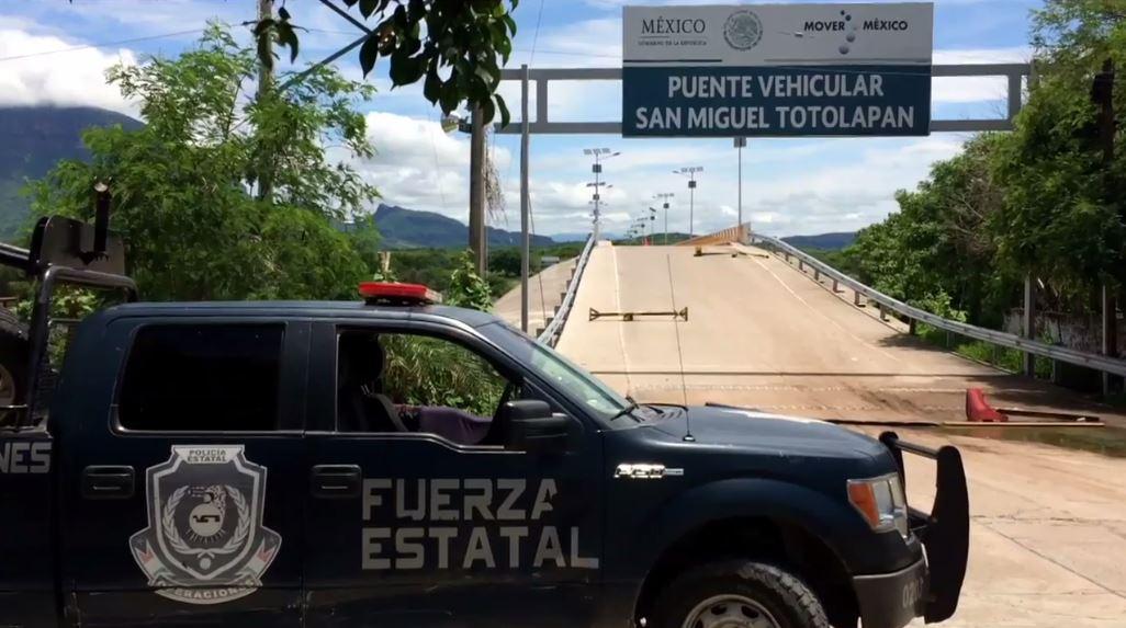 Guerrero, San Miguel Totolapan, La Gavia, Los Tequileros, El Tequilero, seguridad