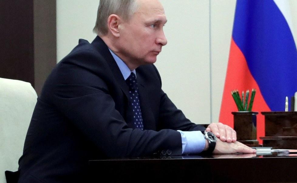 presidente Rusia Vladimir Putin