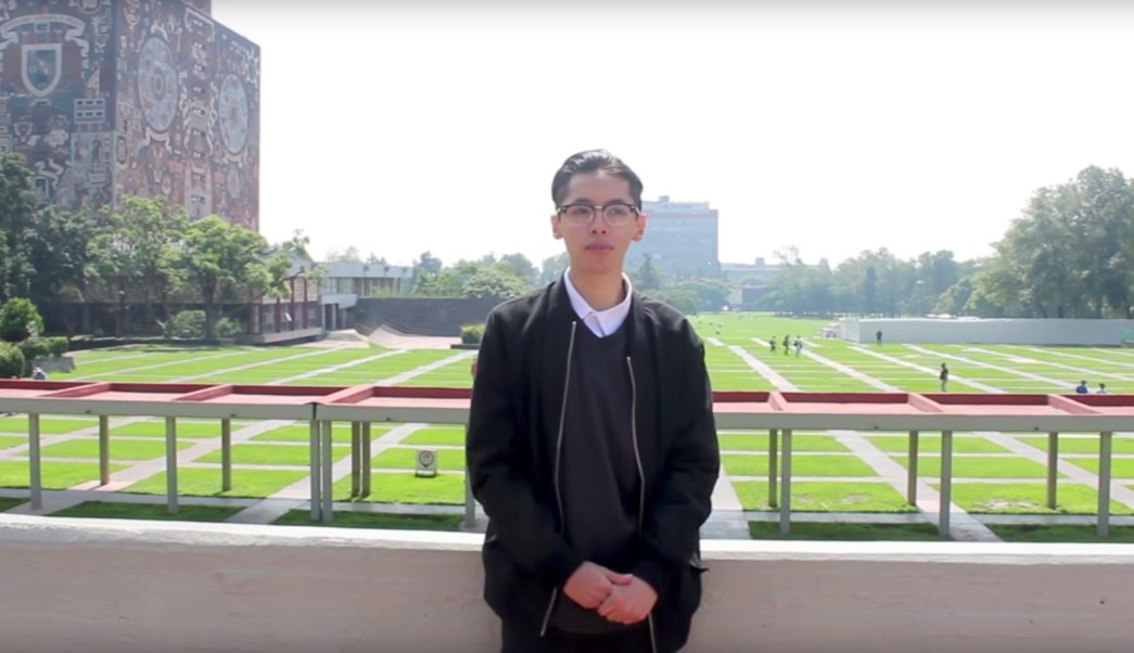 UNAM, examen perfecto, rechaza, Tec de Monterrey, Lesthat, beca completa