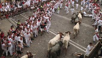 San Fermín, Pamplona, España, encierro, José Escolar, toros, tauromaquia