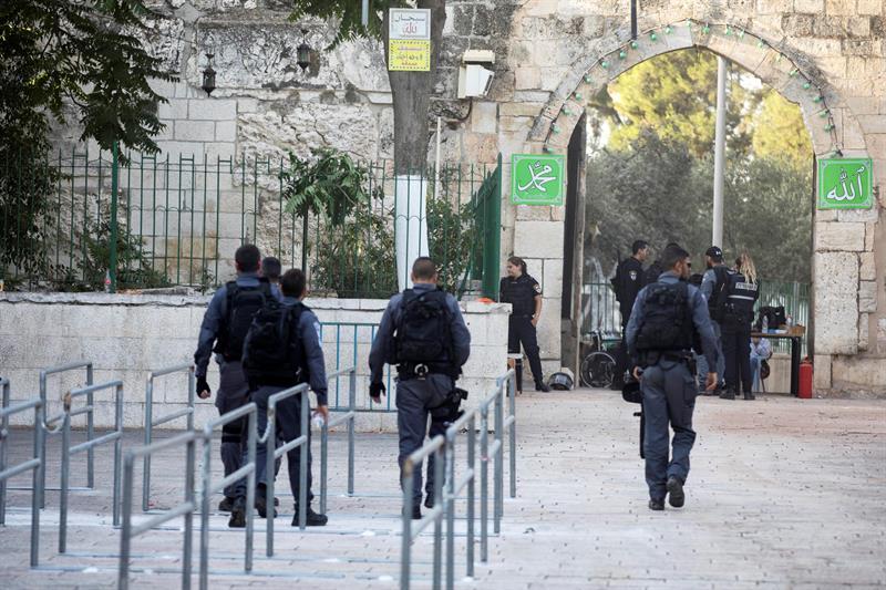 Autoridades musulmanas mantienen boicot en Explanada de las Mezquitas en Jerusalén