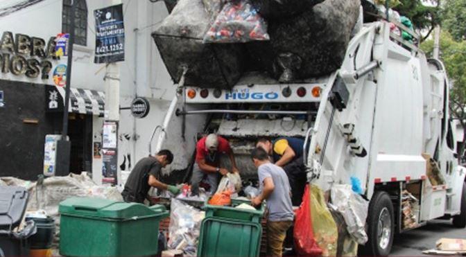 Separar, Basura, CDMX, Organica, Inorganica, Reciclar, Residuos, Trabajadores