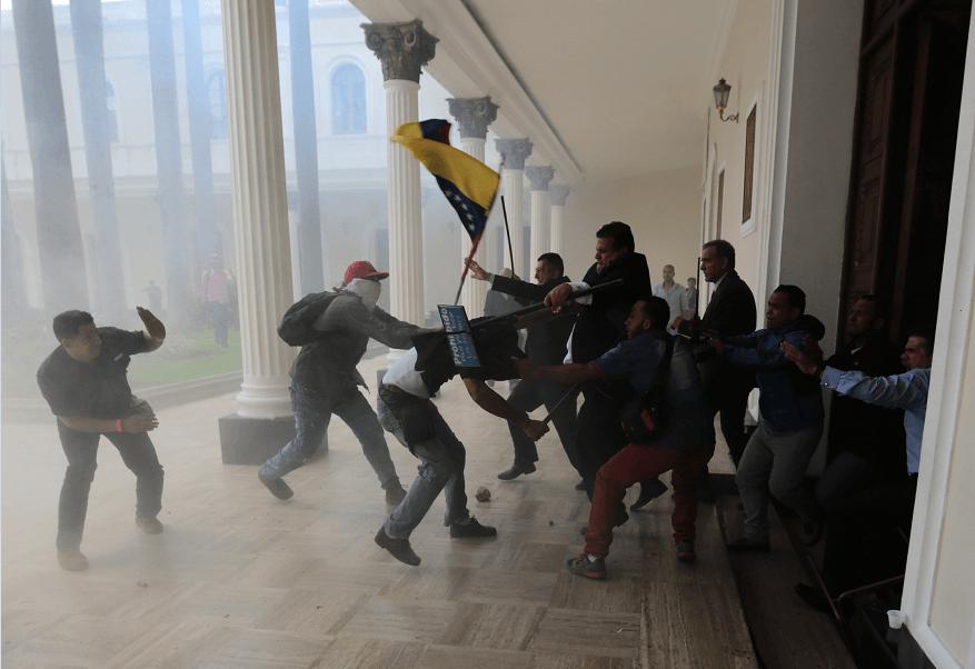 Resultado de imagen para venezuela desordenes del 5 de julio 2017
