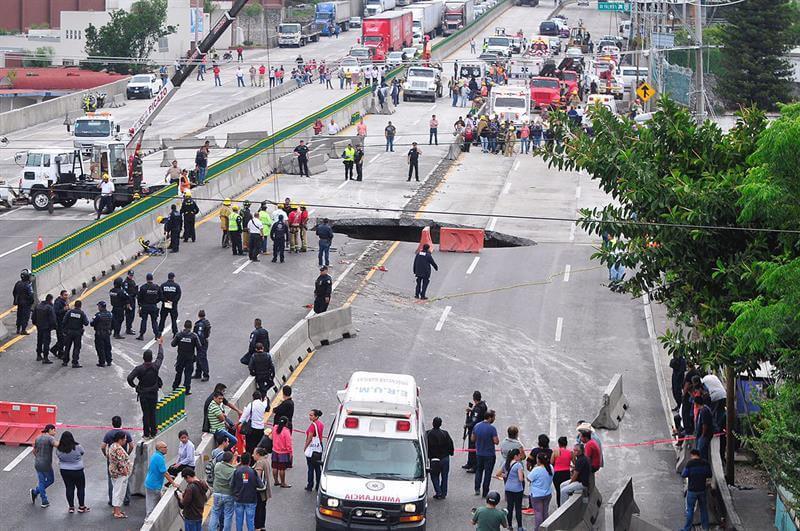 Socavon, Cuernavaca, Morelos, Rescate, Sct, Heridos