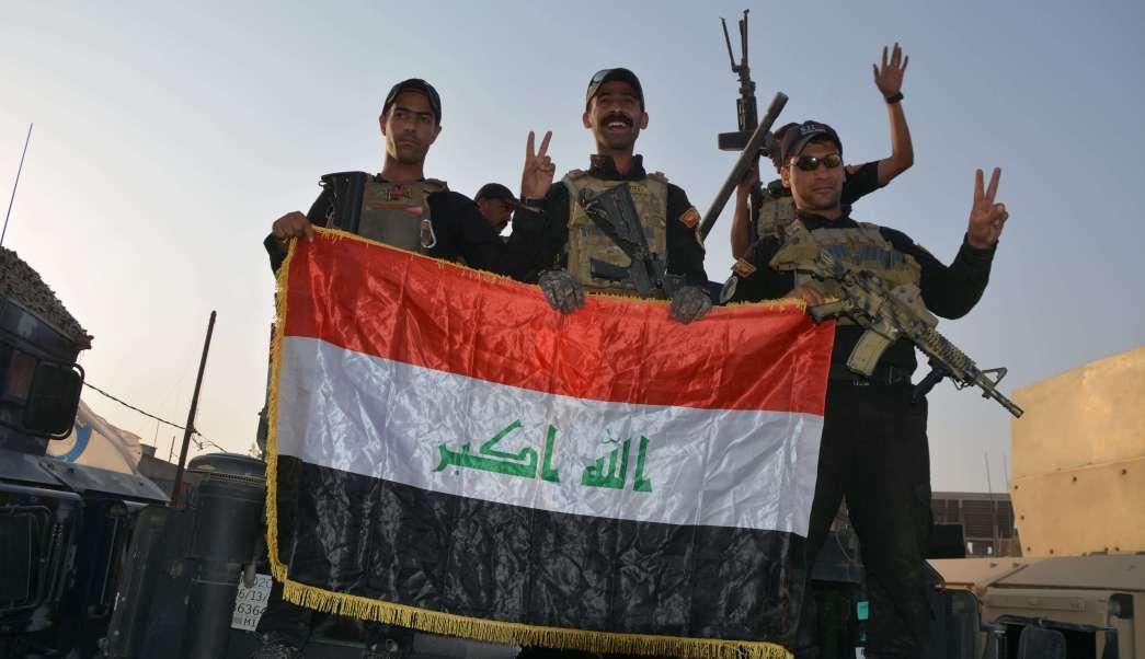 Trump, Estado Islámico, Mosul, Ejército, terrorismo, seguridad,