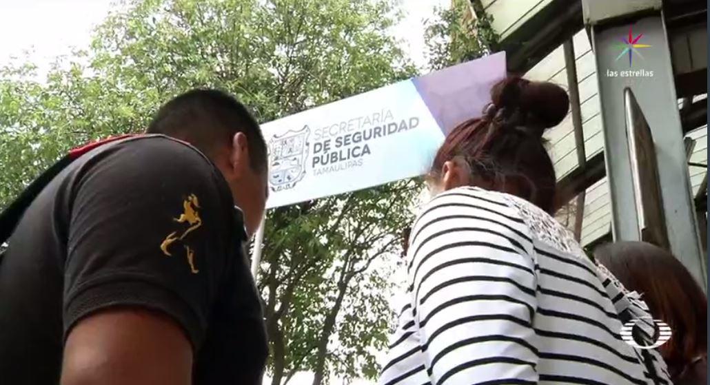 seguridad publica tamaulipas modulos reclutamiento cdmx