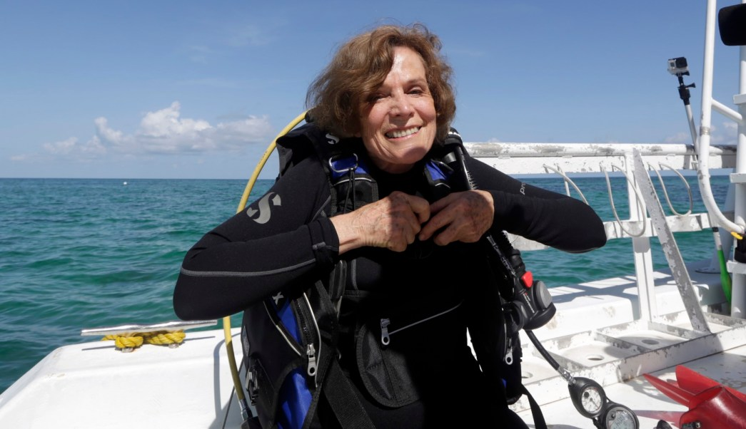 Sylvia Earle, una defensora incansable de la vida marina