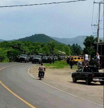 Enfrentamiento, Tepalcatepec, Michoacán, Sedena, Mireles, seguridad, Ejército