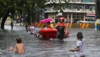 tifon nesat deja 81 heridos taiwan