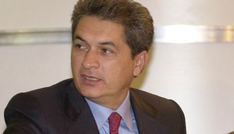 Tomás Yarrington Ruvalcaba, exgobernador de Tamaulipas. (AP Archivo)