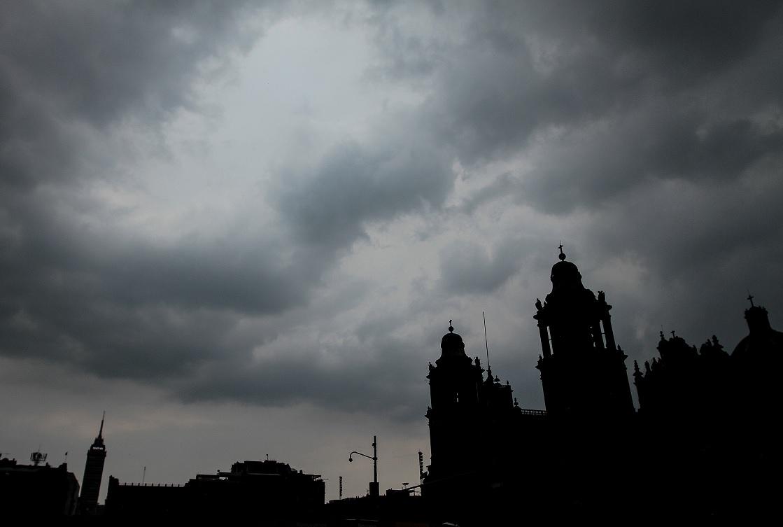 Prevén tormentas en Edomex y lluvias con chubascos en la CDMX