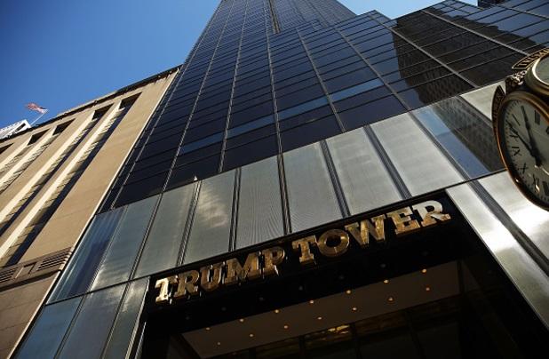 Fachada de la Torre Trump en New York, Estados Unidos (Getty Images)