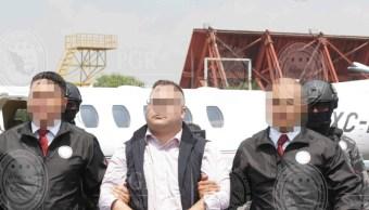 Traslado, Javier Duarte, Exgobernador, Justicia, PGR, Seguridad