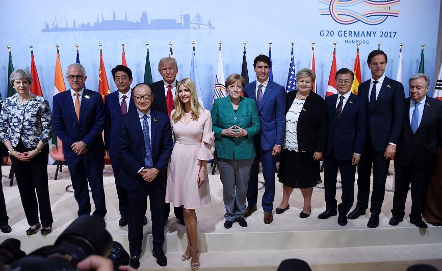Trump, Apadrina, Mujeres Emprendedoras, Ivanka, Ivanka Trump, Banco Mundial, Mujeres, G20