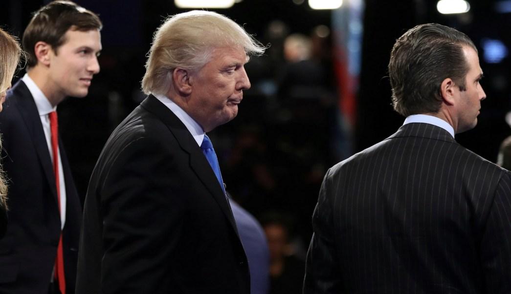 Trump, su hijo y las reuniones con rusos, el análisis